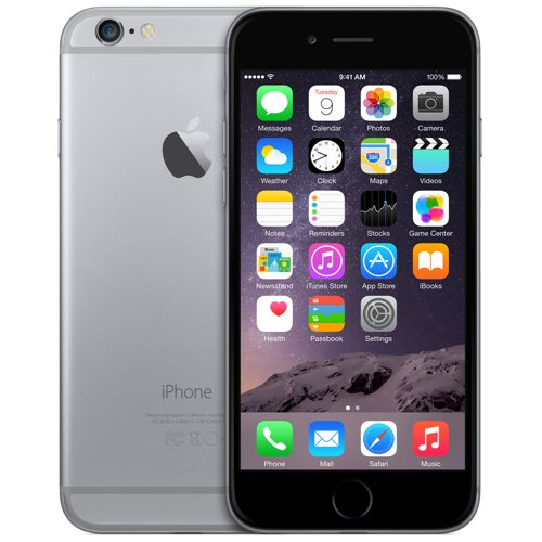 Apple iPhone 6 64Gb (Space Grey) title=