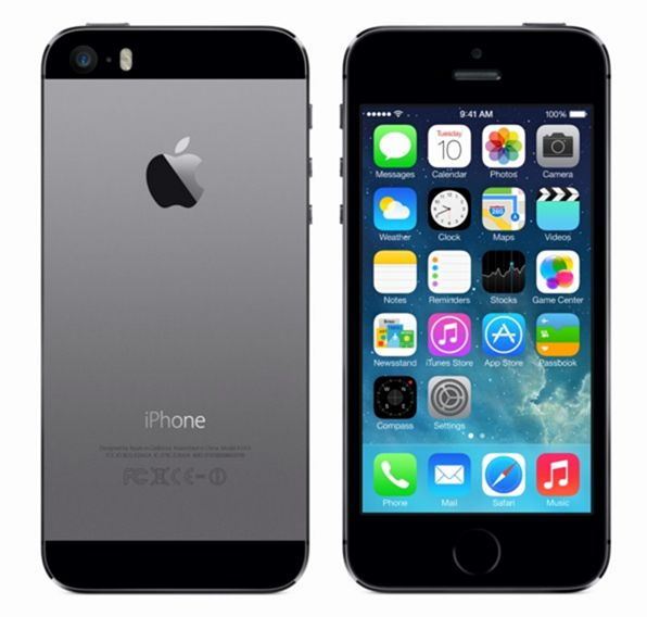 Apple iPhone 5s 64Gb (Space Grey) title=
