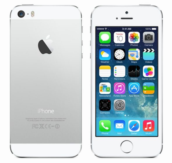 Apple iPhone 5s 64Gb (Silver) title=