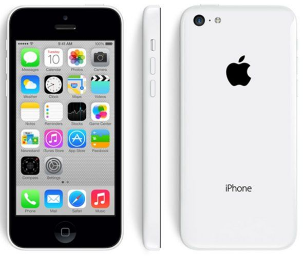 Apple iPhone 5c 32Gb (White) title=