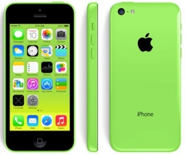 Apple iPhone 5c 16Gb (Green)