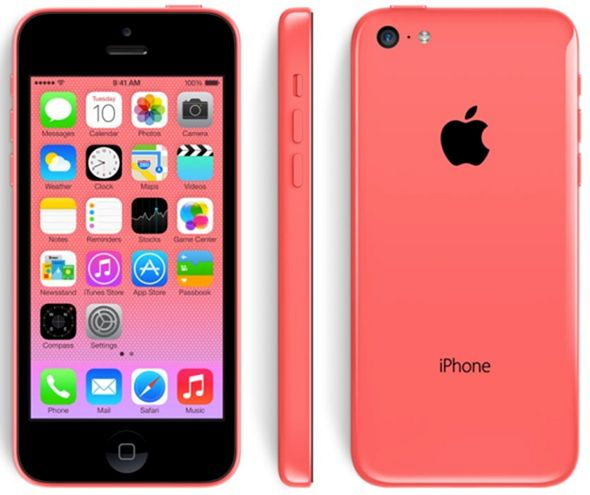 Apple iPhone 5c 16Gb (Pink) title=