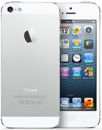 Apple iPhone 5 64Gb (White) title=