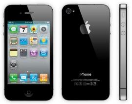 Apple iPhone 4s 16Gb (Black)