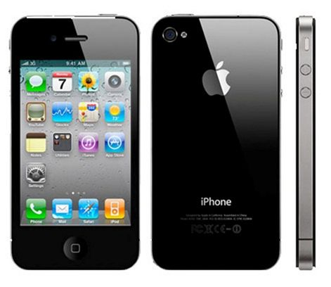 Apple iPhone 4 8Gb (Black) title=