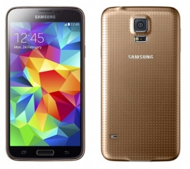 Samsung Galaxy S5 SM-G900H 16Gb (Gold)