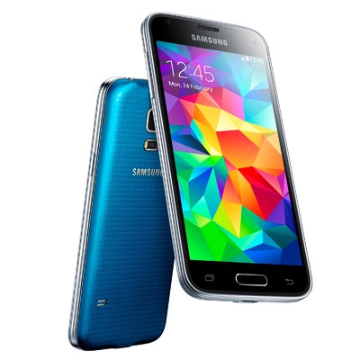 Samsung Galaxy S5 mini SM-G800F 16Gb (Blue) title=