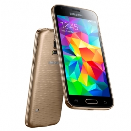 Samsung Galaxy S5 mini SM-G800F 16Gb (Gold)