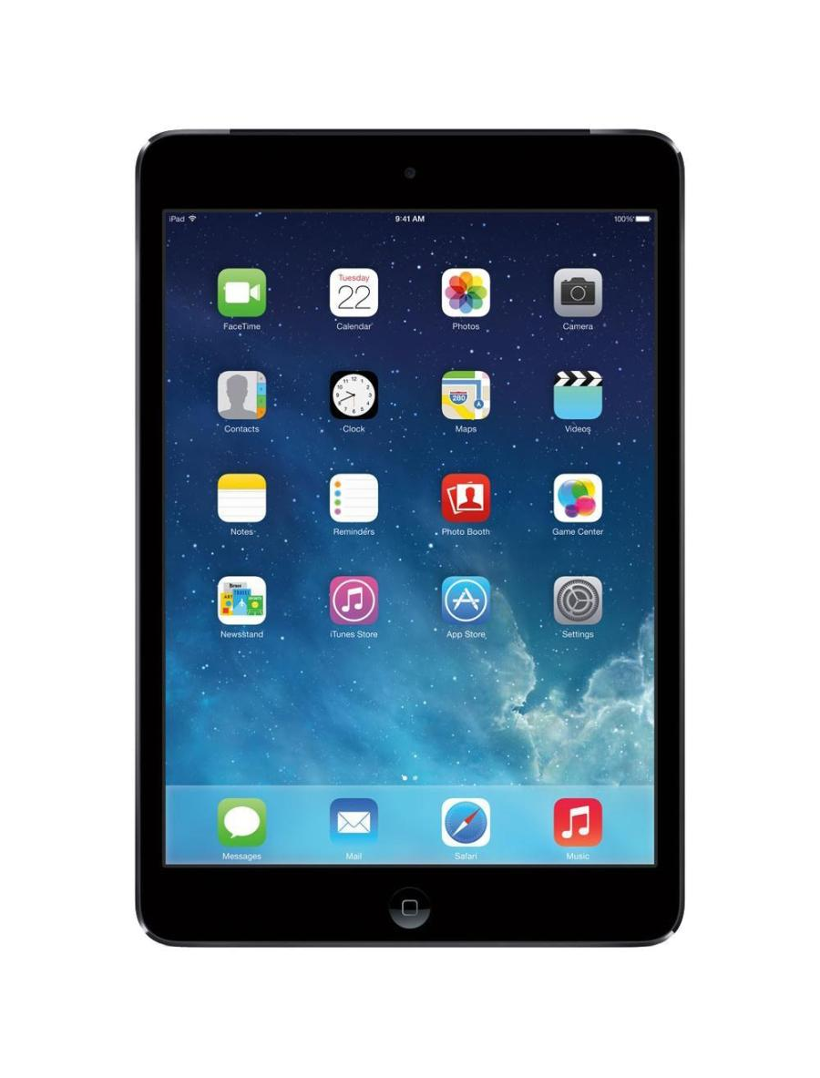 Apple iPad Mini with Retina 128Gb Wi-Fi+Cellular (Space Gray) title=