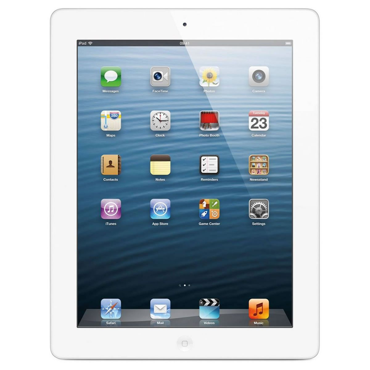 Apple iPad 4 32Gb Wi-Fi+Cellular (White) title=