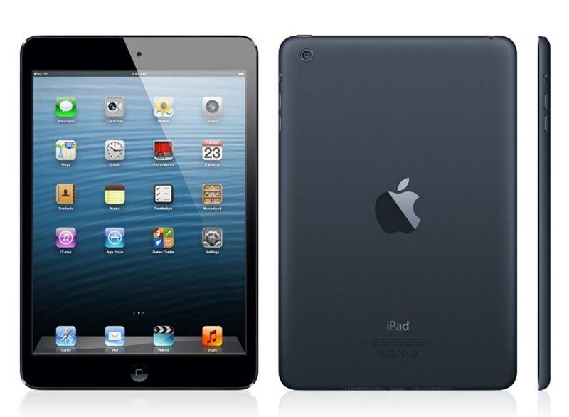 Apple iPad Mini 64Gb Wi-Fi+Cellular (Black) title=