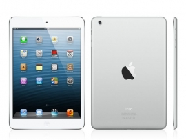 Apple iPad Mini 64Gb Wi-Fi+Cellular (White)