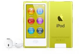 Apple iPod Nano 7 16Gb (Yellow)