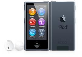 Apple iPod Nano 7 16Gb (Slate)