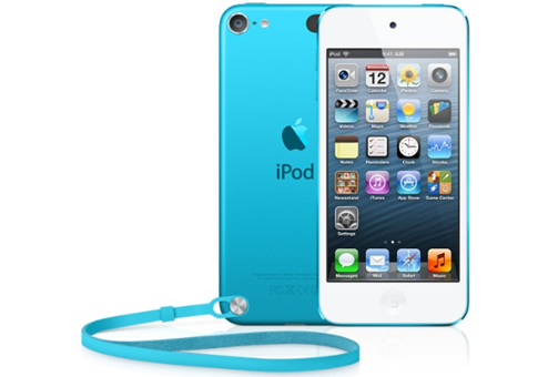Apple iPod Touch 5 32Gb (Blue) title=
