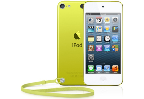 Apple iPod Touch 5 32Gb (Yellow) title=