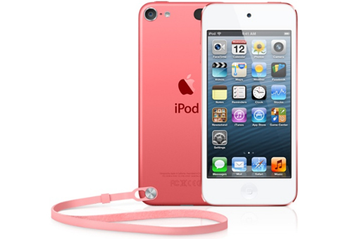Apple iPod Touch 5 32Gb (Pink) title=