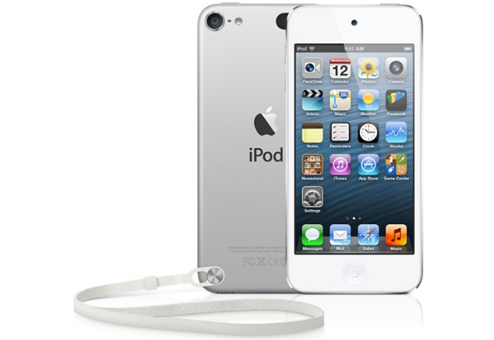 Apple iPod Touch 5 32Gb (White) title=