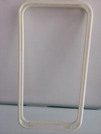 Бампер для iPhone 4s Griffin (белый)
