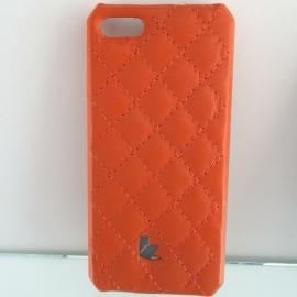 Накладка для iPhone 4 Jisoncase (оранжевый)