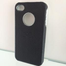 Накладка для iPhone 4s Hermes (черный)