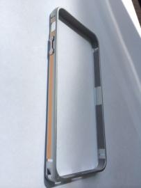 Бампер для iPhone 5 Coteetci (оранжевый)