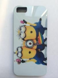 Задняя крышка для iPhone 5 Миньоны