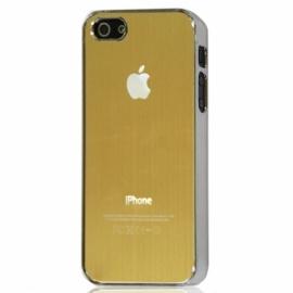 Задняя крышка для iPhone 5 оригинальная металлическая Gold