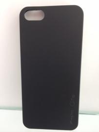 Задняя крышка для iPhone 5/5s Melkco (черная)