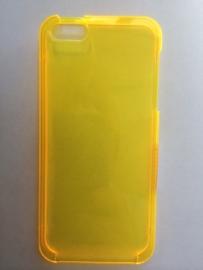 Накладка iPhone 5 Vogue Park (желтая)