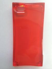 Накладка для iPhone 5 Avoc Ice (красная)