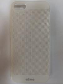 Накладка для iPhone 5 Eimo (белая)