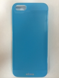 Накладка для iPhone 5 Eimo (синяя)