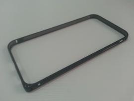 Бампер металлический iphone 6 4.7 черный