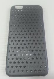 Накладка iphone 6 звездочки, черная