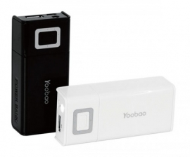 УЗУ Yoobao Power Bank 4800 mAh Journey YB-602