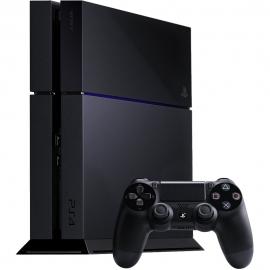 Игровая приставка Sony PlayStation 4 500Gb (Black)