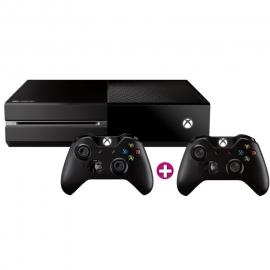 Игровая приставка Microsoft Xbox One 500Gb (Black) + геймпад S2V-00018