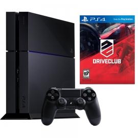 Игровая приставка Sony PlayStation 4 500Gb (Black) + Driveclub