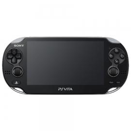 Игровая приставка Sony PS Vita Wi-Fi (Black)