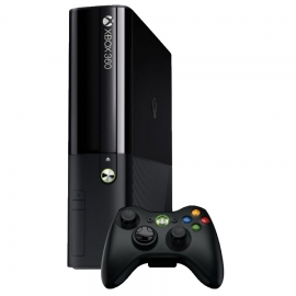 Игровая приставка Microsoft Xbox 360E 4Gb (Black)