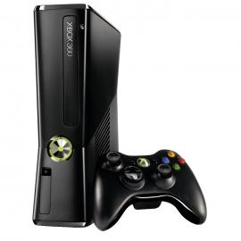 Игровая приставка Microsoft Xbox 360 Е (M9V-00012) 250Gb (Black)