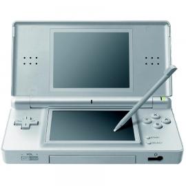 Игровая приставка Nintendo DS Lite (Silver)