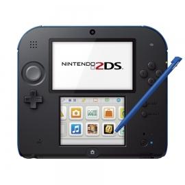 Игровая приставка Nintendo 2DS Black & Blue