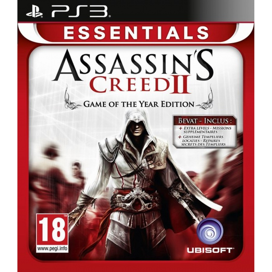 Игра для PS3 Assassin's Creed 2 (Game of the Year Edition) title=
