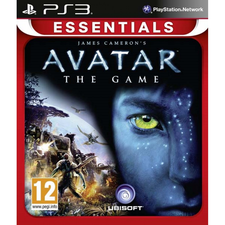 Игра для PS3 James Cameron's Avatar: The Game (Essentials) title=