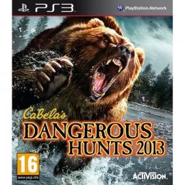 Игра для PS3 Cabela's Dangerous Hunts 2013
