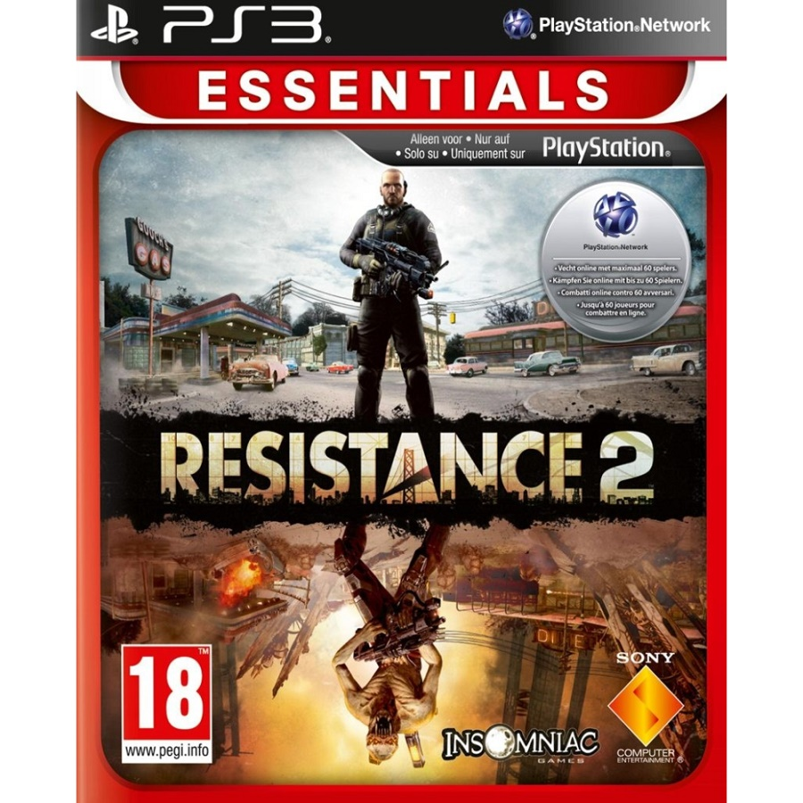 Игра для PS3 Resistance 2 (Essentials) title=