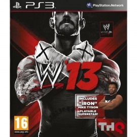 Игра для PS3 WWE 13