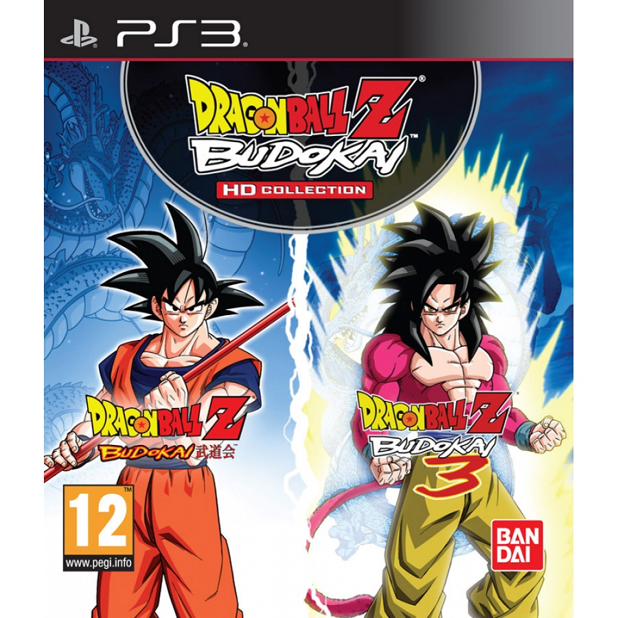 Игра для PS3 Dragon Ball Z: Budokai – HD Collection title=
